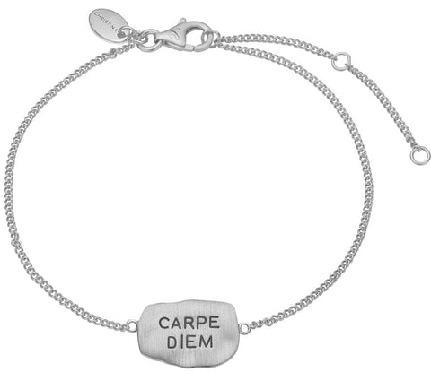 Christina jewelry & watches - Carpe Diem, armbånd, sølv - Modelnr: 601-S27