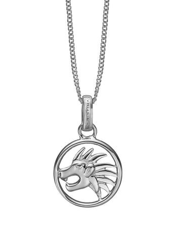 Christina jewelry & watches - Zodiac Leo Pendant, silver - Modelnr.: 680-S38-7