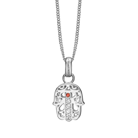 Christina jewelry & watches - Hamsa Hand, vedhæng, sølv - Modelnr: 680-S83