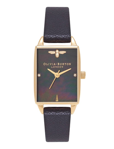 OLIVIA BURTON - BEE HIVE BLACK MOTHER OF P - MODEL: OB16BH02