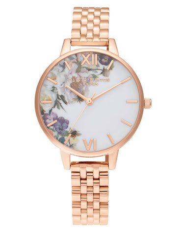 OLIVIA BURTON - ENCHANTED GARDEN DEMI RG B - MODEL: OB16EG135