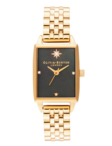 OLIVIA BURTON - CELESTIAL BLACK MOTHER OF  - MODEL: OB16GD60