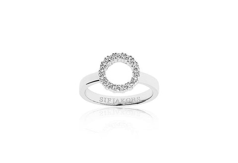 SIF JACOBS - BIELLA PICCOLO RING - MODEL: SJ-R337-CZ