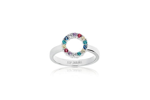 SIF JACOBS - BIELLA PICCOLO RING - MODEL: SJ-R337-XCZ