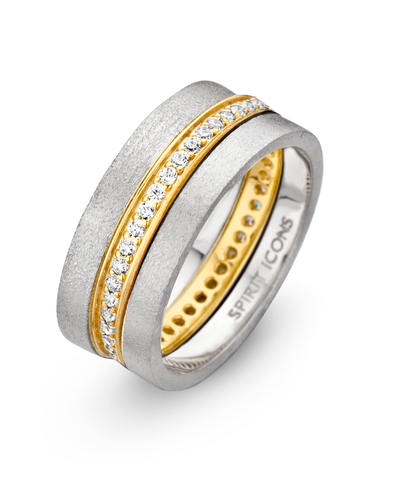 Spirit Icons - Ring kampagne - Model: 80002