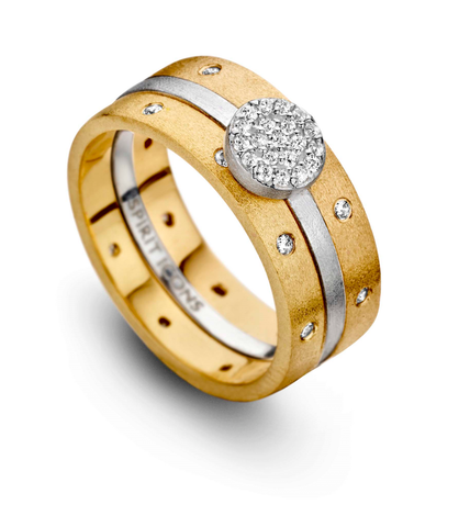 Spirit Icons - Ring kampagne - Model: 80008