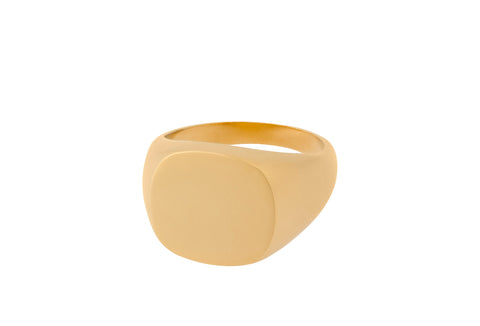 Pernille Corydon - SOLID - Forgyldt ring - Model: R-823-GP