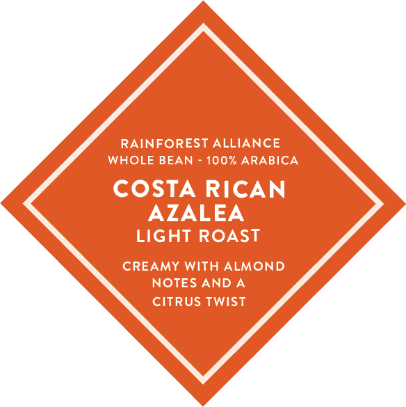 Costa Rican Azalea RFA - Light Roast
