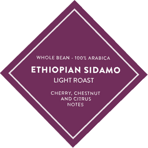 Ethiopian Sidamo RFA - Light Roast