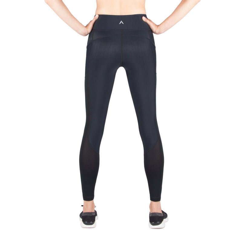 Lightweight breathable athletic workout leggings