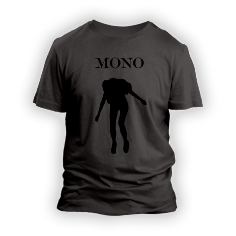 "T-Shirt ""Beyond"" Dark Gray Color"