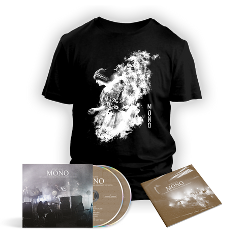 "Beyond the Past CD / T-shirt ""Holy"" set"