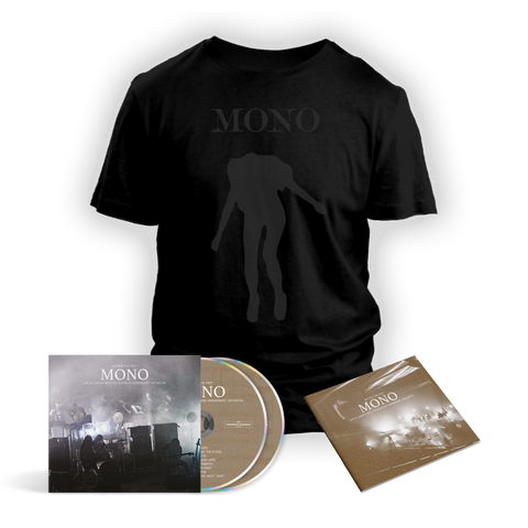Beyond the Past CD / T-shirt Beyond Black set