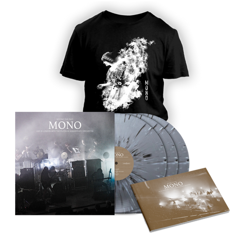 "Beyond the Past color LP / T-shirt ""Holy"" set"