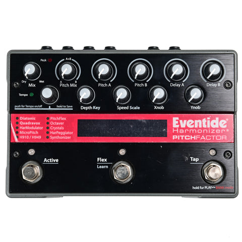 Eventide Pitch Factor【USED】