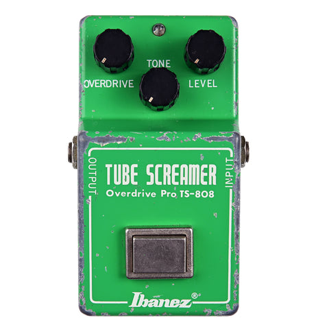 TS-808 TUBE SCREAMER 【VINTAGE】