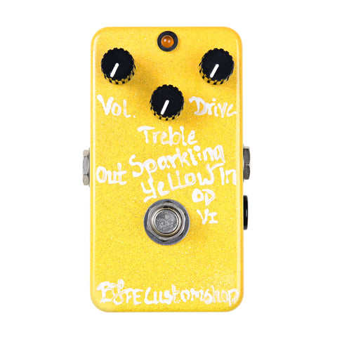 Sparkling Yellow OD V1【USED】