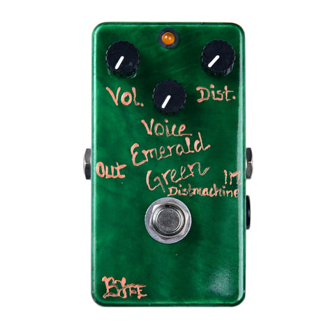 Emerald Green Distortion Machine【USED】