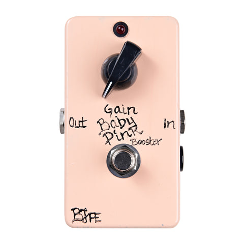 Baby Pink Booster【USED】