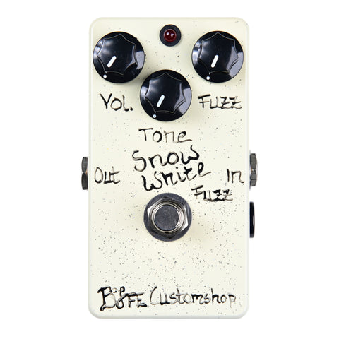 Snow White Fuzz【USED】