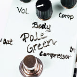 Pale Green Compressor