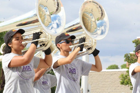Arsenal Drum and Bugle Corps | Wessex Tubas | Wessex Tubas