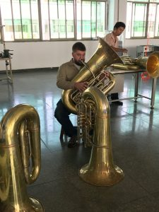 Wessex Tubas factory