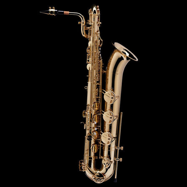 An image of a Baritone Saxophone from Wessex Tubas