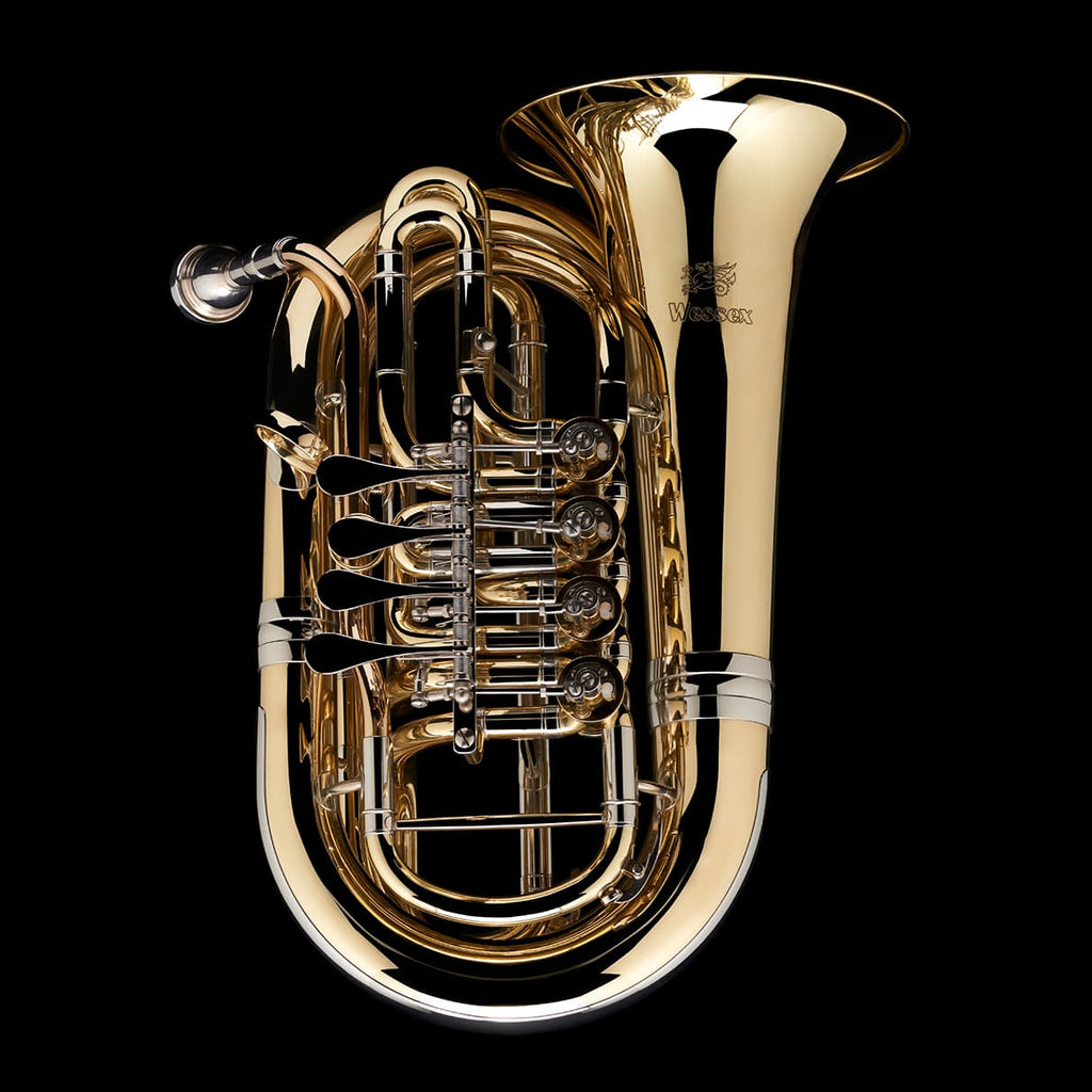 Travel Tornister Euphonium Maly Wessex Tubas