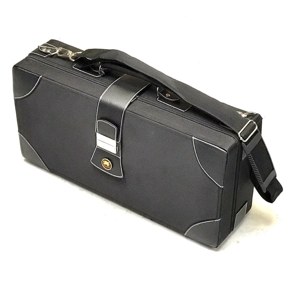 An image of a lightweight foambody case for a Bb Professional Trumpet from Wessex Tubas