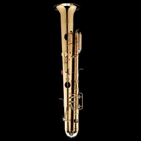 An image of a Bb Ophicleide from Wessex Tubas