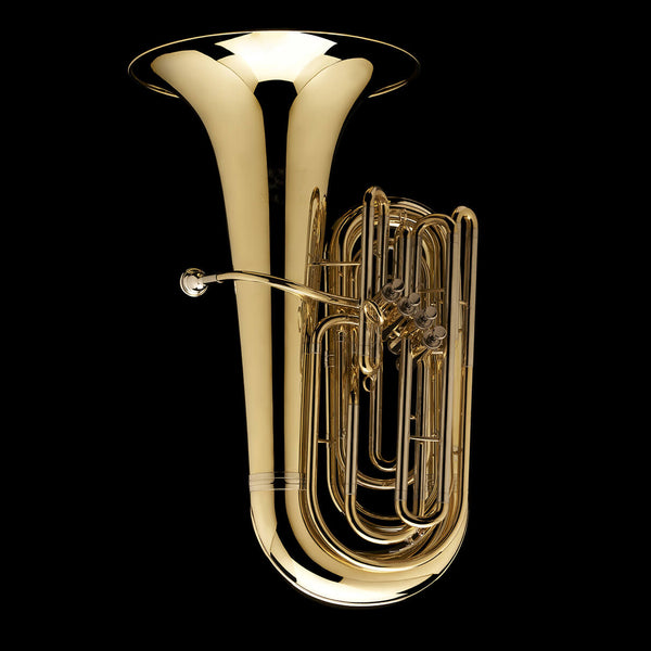 An image of a BBb 3/4 Tuba 'Oregon'  from Wessex Tubas