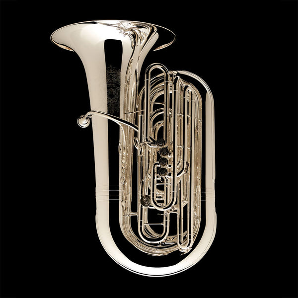BBb 4/4 Tuba with 5-valves 'Viverna' - TB480P