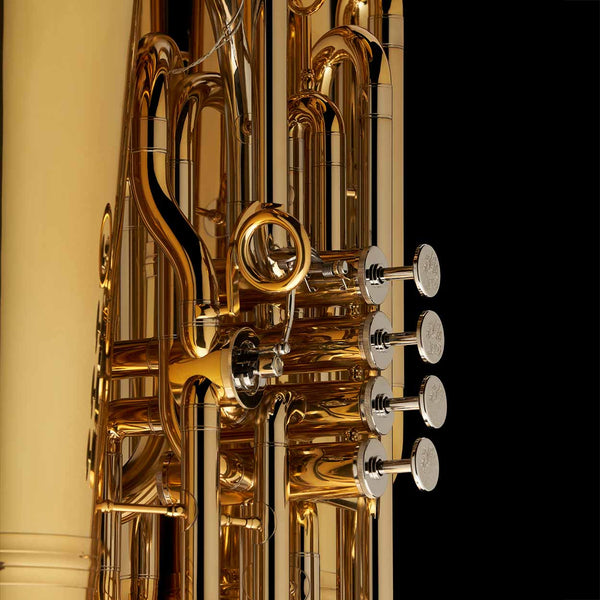 BBb 6/4 Tuba with 5-valves 'Prokofiev' - TB693 HP