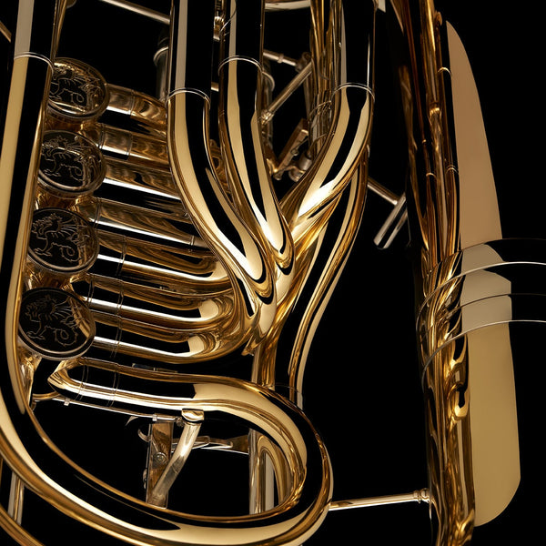 Handcrafted F Tuba 'Berg' – TF435H