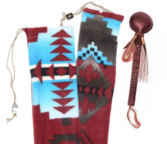 Native American Flute Bags