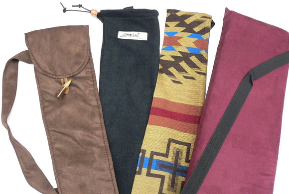 Bags for Native American Flutes