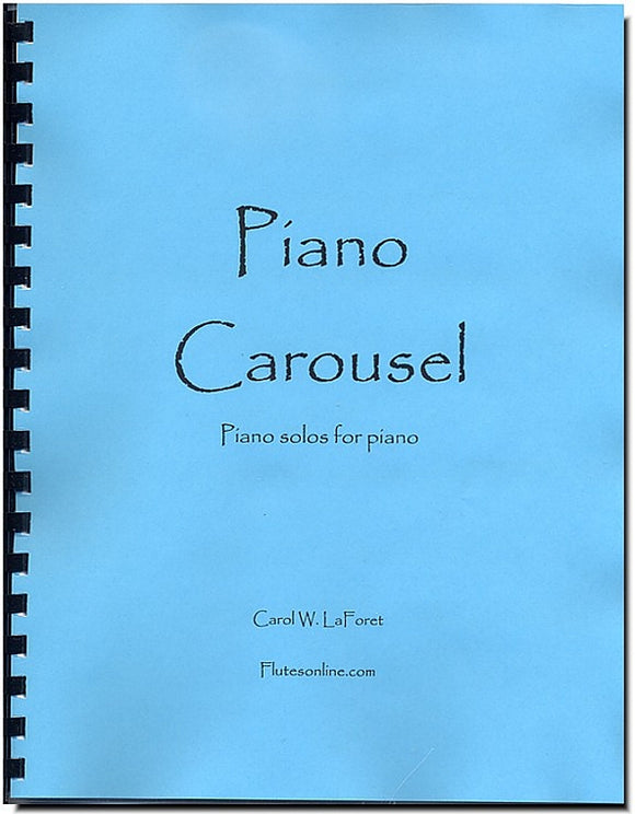 Piano Carousel - Piano Solos for Beginners