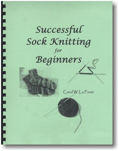 Successful Sock Knitting for Beginners Book