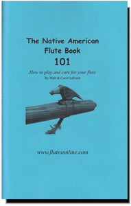 How to Play the Native American Flute - Booklet
