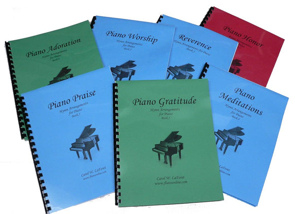 Piano Hymn Arrangements