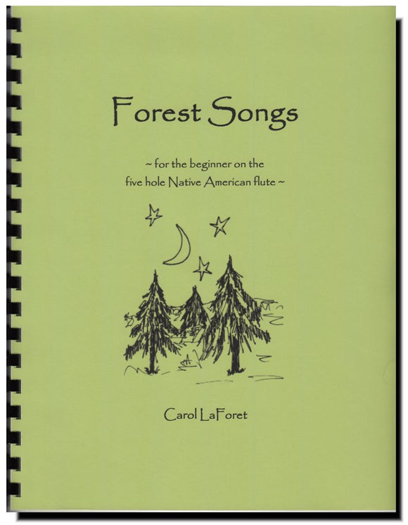 Native American Flute Song Book 5 Hole