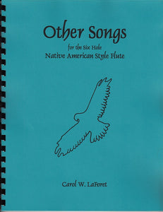 Native American Flute Song Book by flutesonline.com