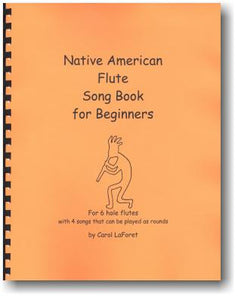 Native American Flute Beginners Song Book