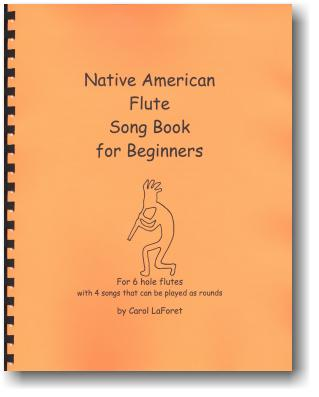 Native American Flute Beginners Songbook