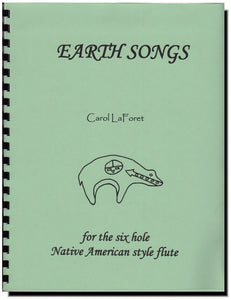 Native American Flute Songbook by flutesonline.com