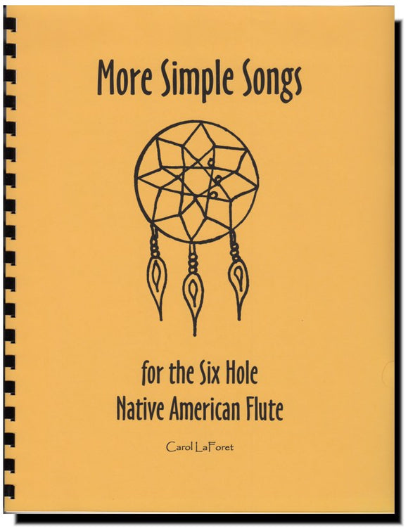 Native American Flute Song Book 6 Hole