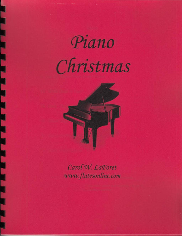 Piano Christmas Carol Arrangements