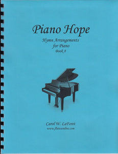 Piano Hope Hymn Arrangements