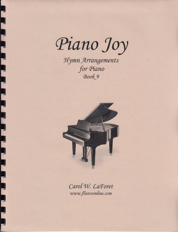 Piano Joy Hymn Arrangements